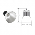 Đèn cao áp kiểu Hibay LED – HHBL1200